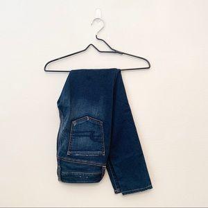 American Eagle Distressed Skinny Jeans Sz. 6
